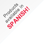 Most products available in Spanish (mayoría de los productos están disponibles en español)